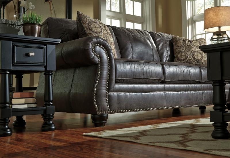 ashley north shore living room set classic traditional brown. beautiful ideas. Home Design Ideas