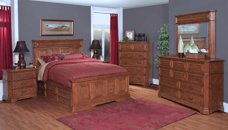 Barron 39 S Furniture And Appliance Master Bedroom Furniture
